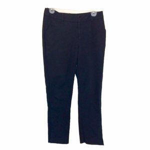 A New Day Womens Size 4 Black Pants Straight